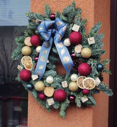 #christmas #christmastime #december #candles #decoration #christmasdecorations #wreath