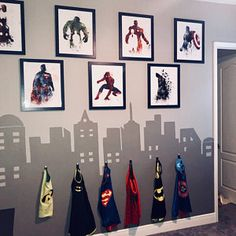 Superhero decor Super hero wall art Superhero room decor Christmas gifts gift for kids Superhero Poster Wall Art avengers art Boys Superhero Bedroom, Superhero Room Decor, Superhero Wall Art, Boys Bedroom Decor, Superhero Poster, 4 Year Old Boy Bedroom, Superhero Dress Up, Big Boy Bedrooms, Toddler Girl Bedrooms