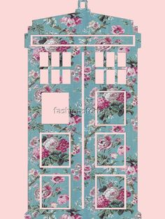 """""""Floral Police Box"""" Kids T-Shirt by fashionsforfans   Redbubble Nerdy Baby Clothes, Police Box, Kids Boxing, 2 Colours, Sell Your Art, Decorative Boxes, Shapes, Floral, T Shirt"""