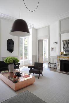 Daily Icon: Private apartment by Joseph Dirand