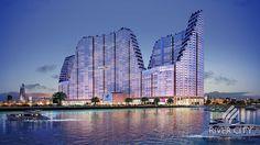 Sở hữu căn hộ cao cấp ven sông Sài Gòn River City chỉ với 1,5 tỷ đồng