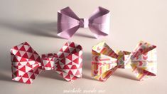 michele made me: Party Origami by Jessica Okui