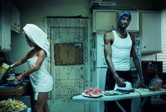 Snoop Dogg (c) Anthony Mandler 2004
