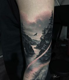 Scar cover tattoo on a water splash on the left inner forearm. Scar cover tattoo on a water splash on the left inner forearm. Forarm Tattoos, Forearm Sleeve Tattoos, Best Sleeve Tattoos, Sleeve Tattoos For Women, Tattoo Sleeve Designs, Skull Tattoos, Life Tattoos, Body Art Tattoos, Hand Tattoos