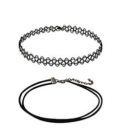 Ribbon Necklace With 925 Sterling Silver Lobster Clasp White 17 Inch D90//7