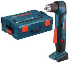 18-Volt Lithium-Ion Bare Tool 1/2 In. Right Angle Drill With L-Boxx2 (Tool-Only) #Bosch