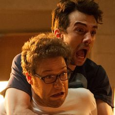 This Is the End 'List of Supplies' Clip and TV Spot -- Watch Seth Rogen and Jay Baruchel's confessionals from this apocalyptic comedy, in theaters June 12th. -- http://wtch.it/ilxPA