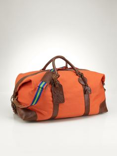 75bc5b13876b Equestrian Duffel - Bags   Business Accessories Men - RalphLauren.com