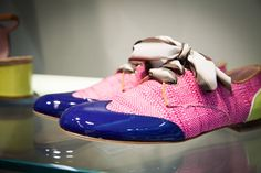 Cute and bright! SS14 #Pollini photographed by @fashion-Daily #myPollini