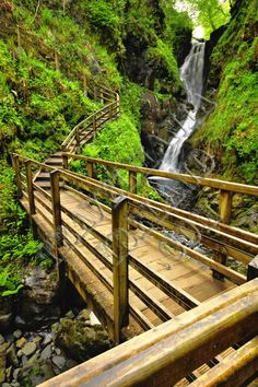 Glenariff Forest Park ~ Co Antrim, Ireland