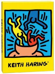 Boîtes notes Keith Haring (20)