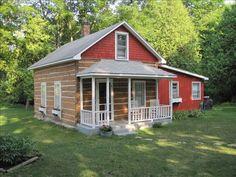 Minocqua Cabin Rental Eco friendly Log Cabin Quiet Lake With