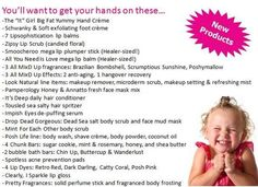 Look at all of these amazing new products!!!  https://www.perfectlyposh.com/milisab