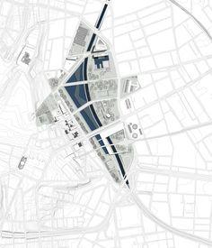 Plano Urbanístico Parque Dom Pedro II / Una Arquitetos, H+F arquitetos, Metrópole Arquitetos e Lume