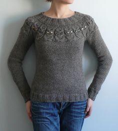 Someone Knitting Sweaters | Need my owls sweater!
