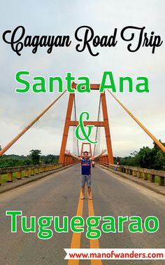 Cagayan Road Trip - Santa Ana and Tuguegarao, Philippines