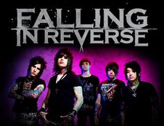 Falling In Reverse is one of my most favorite bands ever.