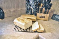 Homemade bread by hand (without a mixer). Easy to follow instructions make it super simple.