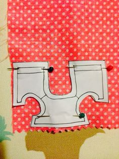 Making clothing for Sylvanian Families