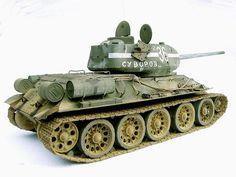 T34-85 Mod44