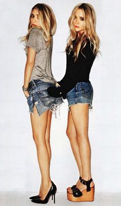The Most Popular Olsen Twin Photos on Pinterest