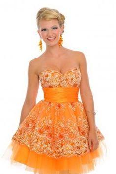 vestidos de fiestas cortos con pedreria