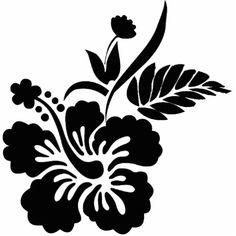 png_69-flowers- negro hawaiano de la flor del hibi esculturas ...