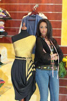 Ethiopian Designer Enkutatash Kibret Finds Her Niche in Fashion Industry