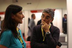 Caterina Bretti, Direttore Tecnico Label Informatica con Paolo Tosolini @Gruppo Label #ICTSecurity