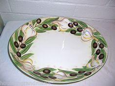 Olives & Garlic Platter