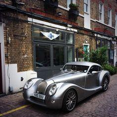 Morgan Aero Supersport In London Car Locator London Morgan
