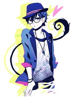 Hipster Rin