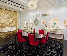 Look Inside Kate Spade and Jack Spade's 85,000-Square-Foot N.Y.C. Showroom - THE JEWELRY SHOWROOM  - from InStyle.com
