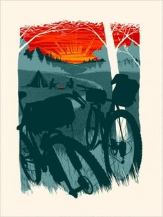 sunset camp - Adam Turman