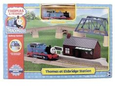 rc thomas at tidmouth sheds instructions
