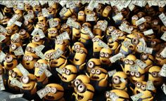 Despicable Minions Could Implode The Movie Industry, Says Spielberg, Lucas