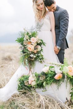 elopement inspiration at Big Bear Lake - photo by Jeremy Chou Photography http://ruffledblog.com/elopement-inspiration-at-big-bear-lake