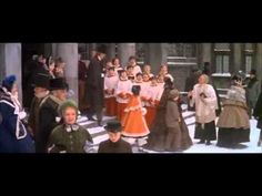 Thank You Very Much ~ Scrooge ~ Albert Finney ~ This is my most very favorite Christmas movie.