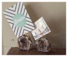 Geode Decor geode crystal trinket box - los choyas amethyst