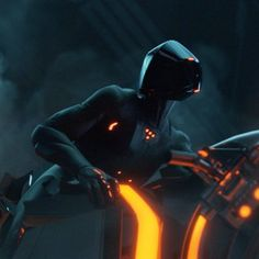 The central idea that resonated with me during the recent After Dark debate - The /Filmcast: After Dark – Ep. 128 – Assessing the Themes of TRON: Legacy - Writing Genres, Film Genres, Films, Movies, Tron Art, Tron Uprising, Light Cycle, Cyberpunk Aesthetic, Tron Legacy