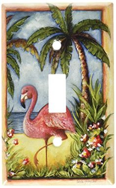 Art Plates - Flamingo Switch Plate - Single Toggle Art Pl... https://www.amazon.com/dp/B002F8VAMW/ref=cm_sw_r_pi_dp_x_YQx6zbEVH8TTD