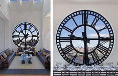 Loft Tour de l'Horloge