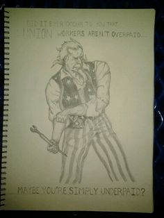 Finished Uncle Sam.