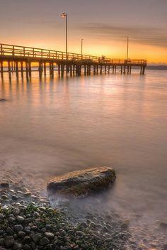 Redondo Pier - Federal Way, Washington