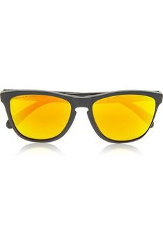 Frogskins® D-frame acetate sunglasses #accessories #sunny #covetme #oakley