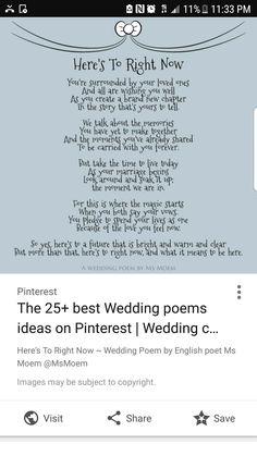 "Pin by Jeanne Reid on beautiful ""wedding worthy"" poems irish"