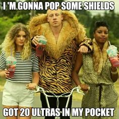 #Ingress #Macklemore Gonna Pop Some Shields