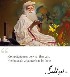 Feb quote from Sadhguru Powerful Quotes, Wise Quotes, Inspirational Quotes, Mystic Quotes, Wise Men Say, Spiritual Words, Sanskrit, Spiritual Inspiration, Happy Thoughts