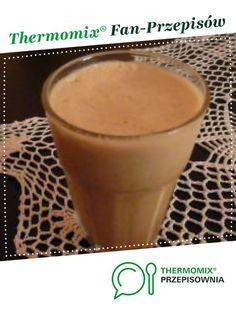 Kawa mrożona jest to przepis stworzony przez użytkownika lilly20. Ten przepis na Thermomix<sup>®</sup> znajdziesz w kategorii Napoje na www.przepisownia.pl, społeczności Thermomix<sup>®</sup>. Sorbet, Glass Of Milk, Latte, Pudding, Drinks, Smoothie, Recipes, Food, Gastronomia