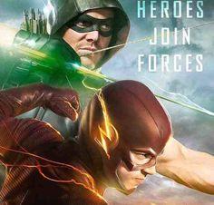 Green Arrow and Flash